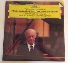 Wolfgang Amadeus Mozart Klavierkonzerte Piano Concertos No.s 20 & 12 Symphony