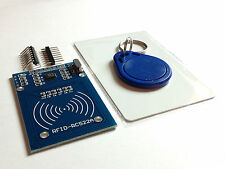 HF RFID Modul Set | RC522 | 13,56 MHz | 3,3 V | Kartenleser für Arduino
