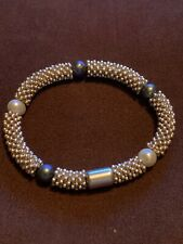 Links of London Sterling Effervescence Pearl Bracelet 56g