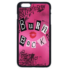 Mean Girls Burn Book Case Cover For Samsung Galaxy S20+ / Apple iPhone iPod