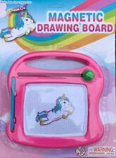 Educational Kids Doodle Toys Erasable Magnetic Drawing Board + Pen Xmas Gift JR
