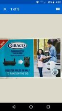 Graco Turbo Booster Takealong backless booster