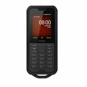 NOKIA TOUGH 800 - USED BUT IN GOOD CONDITION - 2MP - 4G - BLACK - UNLOCKED