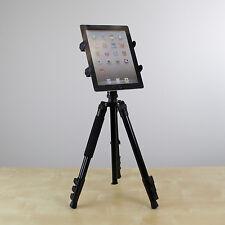 "60"" Aluminum Ball Head Tripod w/ Tablet Holder Mount for Apple iPad 4 3 2 1 Air"