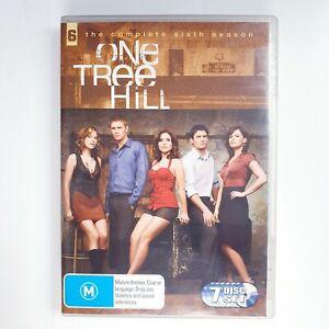 One Tree Hill Season 6 DVD Region 4 AUS TV Series Free Postage - Drama