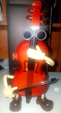 Sehr Schöner Spieluhr A Violoncello 20cm - Music To Our Life Fun - R&f