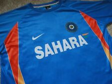 Nike Authentic National Team India Cricket Federation World Cup Shirt Jersey XL
