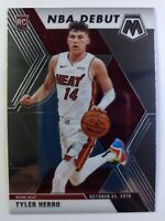 2019-20 Panini Mosaic NBA Debut Tyler Herro Rookie RC #280, Miami Heat