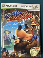 Banjo Kazooie: Nuts and Bolts : Prima Official Strategy Game Guide VERY GOOD 360