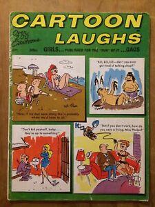 CARTOON LAUGHS #5 9/67 David Goodman HUMORAMA