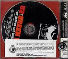 U2 And Green Day MINT 2trk PROMO CD The Saints Are Coming