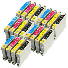 20 Ink Cartridge For EPSON Stylus CX3600 CX3650 CX4600 CX6400 CX6600