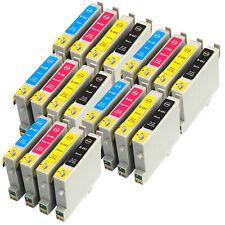 20 Ink Cartridge For EPSON Stylus CX3600 CX3650 CX4600 CX6400 CX6600