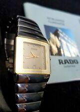 Luxury womens watch: Rado DiaStar High Tech Ceramics Swiss