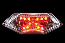 Kawasaki Ninja 250R Clearance LED Turn Signal Tail Light CLEAR Ninja 250 R 13 14