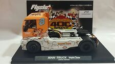 FLYSLOT TRUCK MAN LTD. EDITION LONELY TUNES - SCALEXTRIC-NEW!