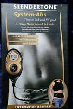 Slendertone Rechargeable System-Abs toning belt. RRP £119.99