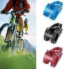 Potencia Tija de Manillar 31,8mm Tubo de Subida para Bicicleta Carretera BMX MTB