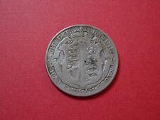 1921 Half Crown GB Great Britain Royaume-Uni UK George V VI  Silver Argent