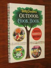 Betty Crocker's Outdoor Cook Book 1961 Hardcover First Edition Good Condition