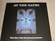 AT THE GATES - WITH FEAR I KISS THE BURNING DARKNESS - NEW - LP RECORD