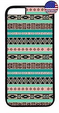 For Apple iPhone 7 / 7 plus Aztec Tribal Geometric Retro vintage Case Cover