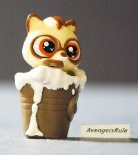 Littlest Pet Shop Mystery Wave 2 #3782 Raccoon Cream