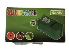 Sunmaster Power Pack 600w - Hydroponics
