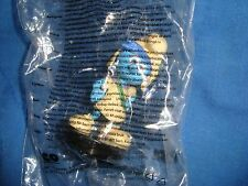 """Smurfs Lost Village Smurfstorm PVC Collectible Figure Snapco cup topper 3"""" NIP"""
