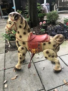 vintage mobo horse Rare!!look!!