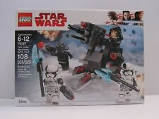 Lego Star Wars First Order Specialists Battle Pack set number 75197