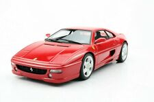 TOP MARQUES COLLECTIBLES 1994 Ferrari F355 Berlinetta Red with Engine 1:18*New!