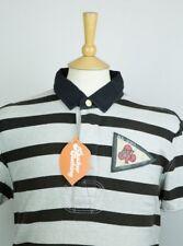 Camisa Polo para hombre Ralph Lauren Polo Jeans Company Medio a Rayas Marinero Sport P47