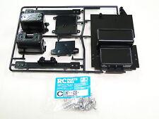 NEW TAMIYA SUPER CLODBUSTER CLOD BUSTER Parts A Radio Tray +Screw Bag C TC7