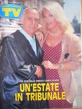 TV Sorrisi e Canzoni n°23 1993 Rita Dalla Chiesa - Speciale 883 Nord Sud Ov[D43]