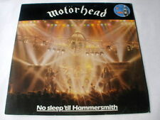 LP MOTORHEAD No sleep 'til Hammersmith SPANISH 1981 hard rock metal VINYL VINILO