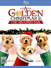 A Golden Christmas 2: The Second Tail (Blu-ray Disc, 2012)