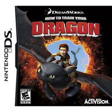 How To Train Your Dragon Nintendo DS NEW SEALED