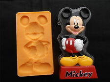 Silicone Mould MICKEY MOUSE Sugarcraft Cake Decorating Fondant / fimo mold