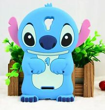Hot 3D Cartoon Animals Cute Soft Silicone Case Cover Stich For Samsung Galaxy S3