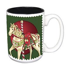 Trail of Painted Ponies CHRISTMAS CAROUSEL Mug