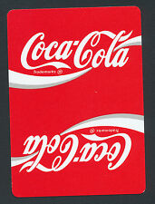 Coca-Cola playing card single swap ace of spades - 1 card
