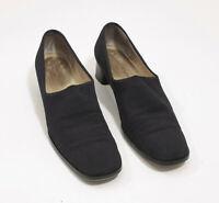 Robert Clergerie Black Heels US 8.5 Made in France