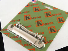 Kluson Lightweight Aluminum Wraparound Bridge Tailpiece KWRAPAL-N