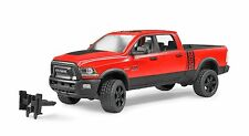 BRUDER® 02500   RAM 2500 Power Wagon, NEU & OVP