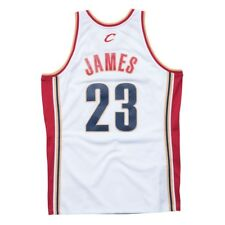 LeBron James 2003-04 Cleveland Cavaliers Mitchell & Ness Swingman Home Jersey