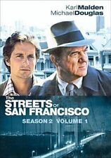 The Streets of San Francisco Season 2 Volume 1 (3 Disc) DVD