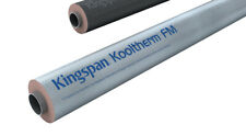 Kingspan Kooltherm 25mm Thick 22mm Bore X 1m Foil Faced Pipe Insulation (36)