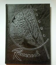 1954 Roanoke College Yearbook - The Rawenoch Salem, VA