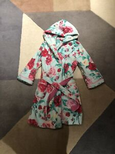Girls Monsoon Dressing Gown - Age 5-6